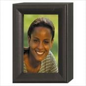 Bronze Picture Urn Keepsake