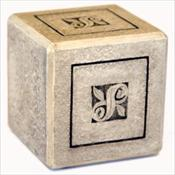 Infinity Cultured Stone Keepsake