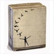In Flight Cultured Stone Keepsake