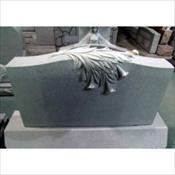 Gray Sculpted Bouquet