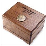 Walnut Memento .....  $ 350