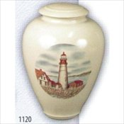 Northern Lighthouse Porcelain Adult