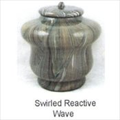 Swirled Reactive Wave