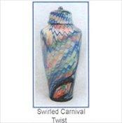 Swirled Carnival Twist