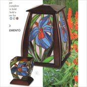 Art Glass Series Urns & Votive Mementos