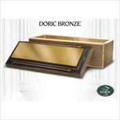 Doric Bronze® Vault