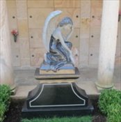Reflecting Angel