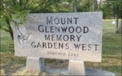 Mt. Glenwood Memory Gardens, West