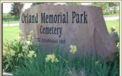 Orland Memorial Park Cemetery