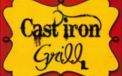 Cast Iron Grill
