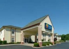 Comfort Inn & Suites - McCain
