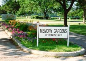 Memory Gardens of Rensselaer