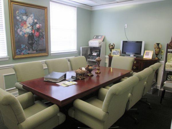 Arrangment room
