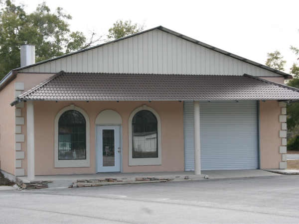 Our cremation center