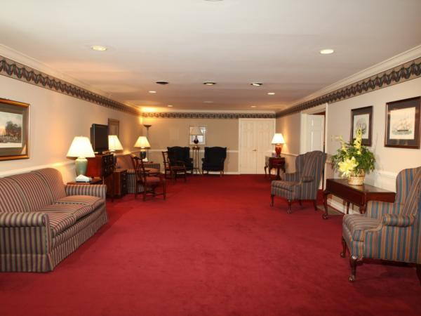 Visitation Room C-A