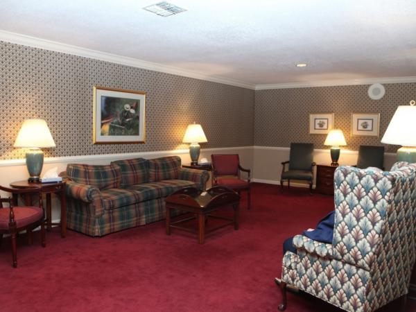 Visitation Room B