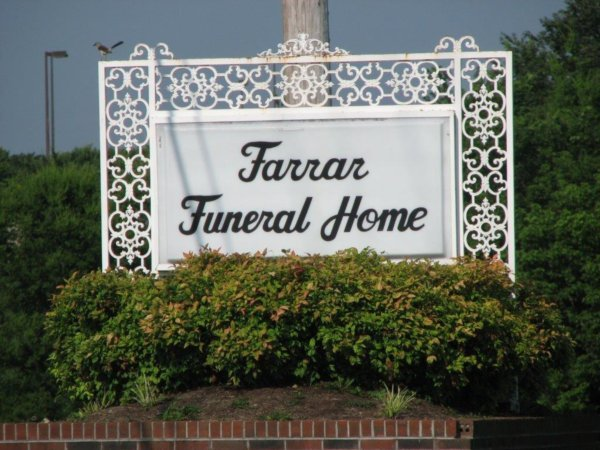 Farrar Funeral Home - Jefferson City Location