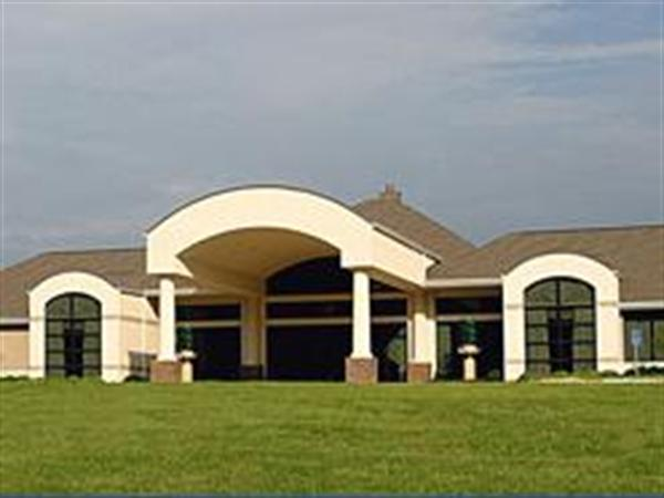 Our beautiful new funeral home features three large state rooms and a fourth grand state room suite for those who desire privacy. We offer a state of the art modular casket selection room, sound and video room and a uniquely designed chapel with seating for over 300. The 12,400 square foot building is located in a serene five acre setting and features ample parking for the largest visitations and services.