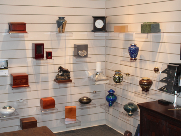 Here at Avista Cremation and Burial we offer a large selection of urns, keepsakes, cremation jewelry and other items used for placement of cremated remains.