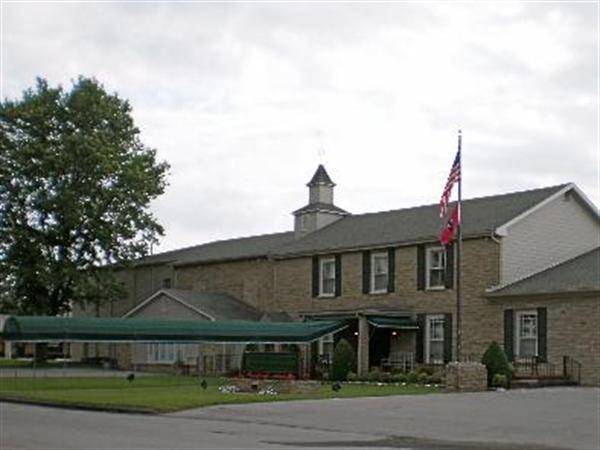 Jefferson Avenue Entrance
