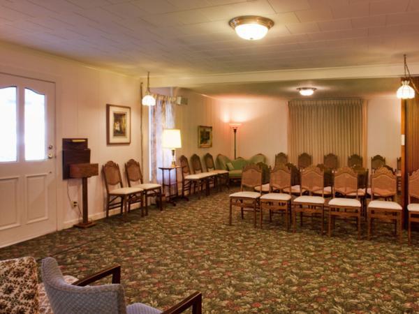 Chapel andVisitation Room