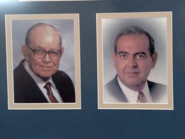 William Wattengel (left) Ward Wattengel (right)