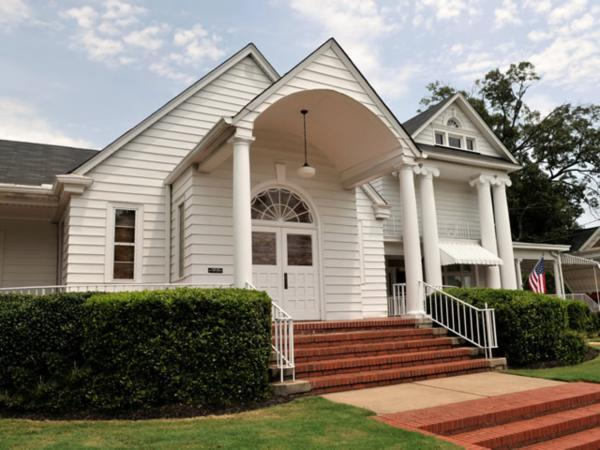 The Wood Mortuary, Inc. in Greer has been completely remodeled. We have added a newly redecorated chapel, beautiful new fixtures, and elegant furnishings. The new decor is comfortable and dignified, a perfect place to come together, share memories, and honor the life of a loved one.
