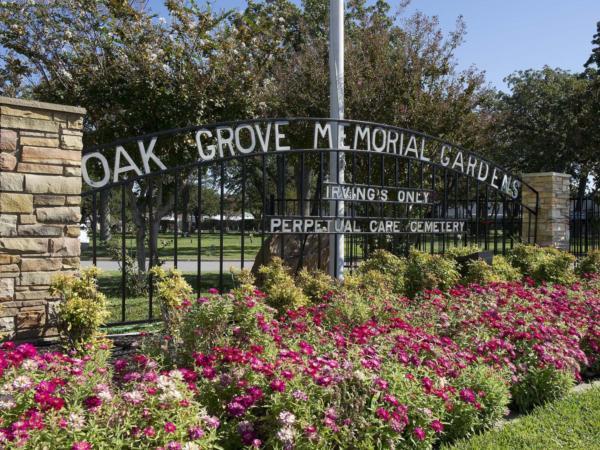 Facilities & Directions | Oak Grove Memorial Gardens