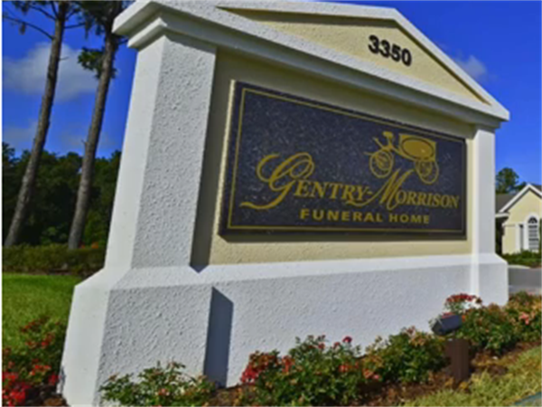 gentry morrison funeral homes serenity gardens chapel - Lakeland Funeral Home And Memorial Gardens