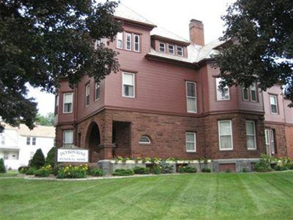 Built in the 1850s as a home by local mill owner William H. Smith, the Victorian mansion now houses our funeral home. It is built of brownstone with a granite base, and features all original woodwork in the old section of the house. It was renovated in 2002 and provides families and friends with a comfortable, homelike atmosphere.