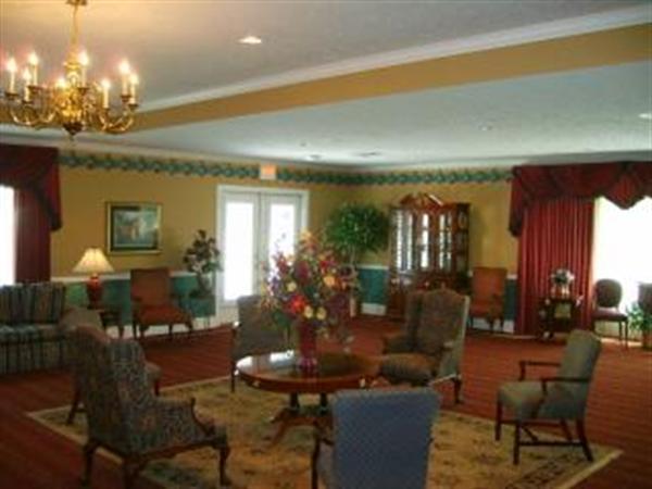 Comfortable and elegant environment