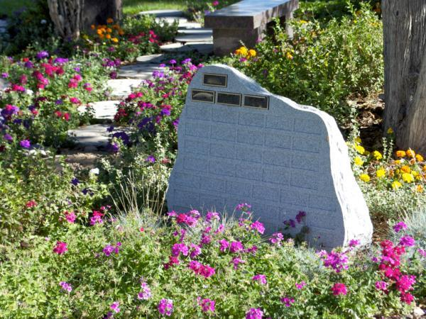Our Solace Cremation Gardens is Boise's most beautiful memorialization garden specifically designed for those wanting something unique and personal when selecting cremation.
