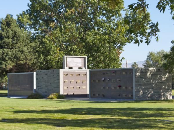 Our community mausoleum was just expanded in 2009 and we have many options available.