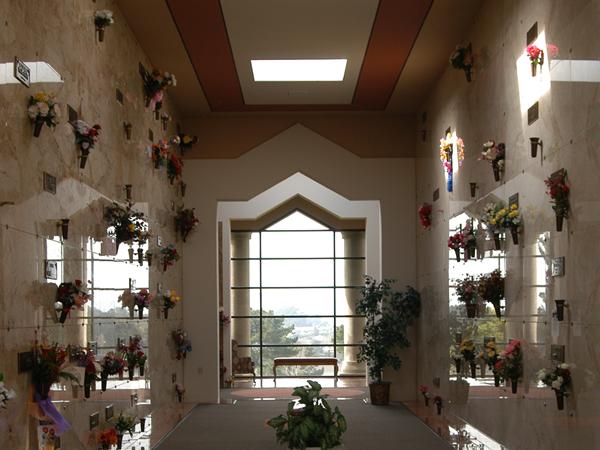 Sanctuary Serenity Mausoleum