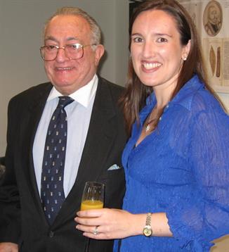 Dean Alatis and Ana-Maria Nuevo, 2006