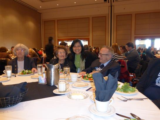 Here is a photo we took at the TESOL 2014 convention.