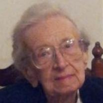 Mrs. Judith M. Domahidy (nee: Kovats)