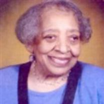 Gloria F. Rhodes
