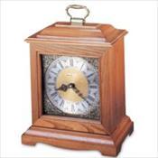Continuum Oak or Cherry Mantel Clock