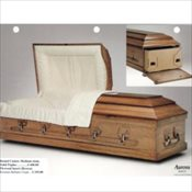 Freeport Poplar (Rental Casket)