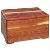 Cedar Urn