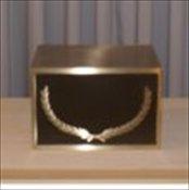 Bronze Companion Urn