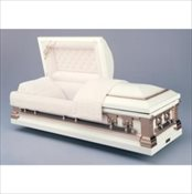 Primrose Copper Casket