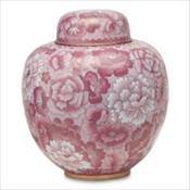 Magnolia Pink Cloisonne
