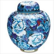 Royal Blue Cloisonne