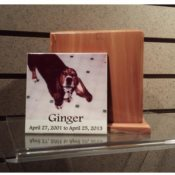 Hand-crafted Wooden Pet Urns