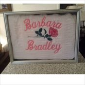 Personalized Memory Throws