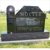 Motter-Farm Monument