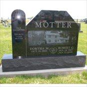 Motter-Farm Monument