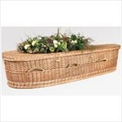 Passages Willow Casket